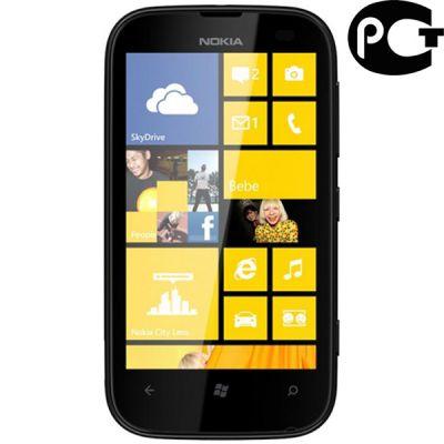 Смартфон Nokia Lumia 510 (чёрный)