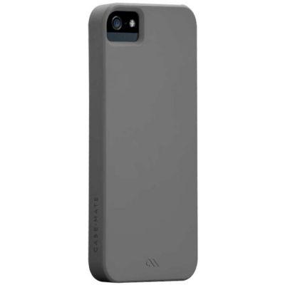 Чехол CaseMate Bareley There Iphone 5 Серый (CM022398)