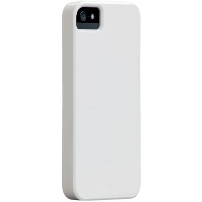 Чехол CaseMate Bareley There Iphone 5 Белый (CM022392)