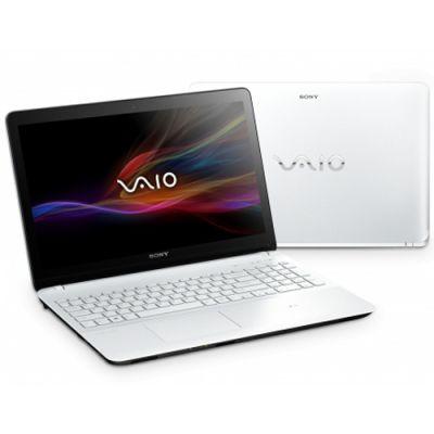 Ноутбук Sony VAIO SV-F1521B1R/W