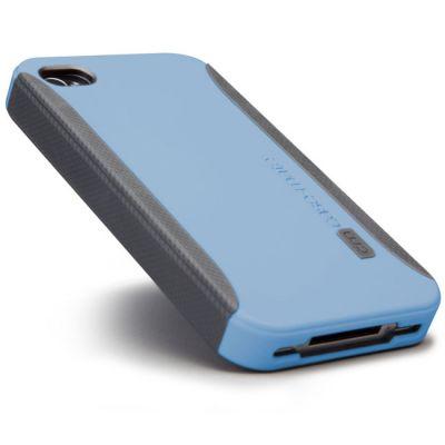 Чехол CaseMate POP для Iphone 4/4s Голубой (CM015577)