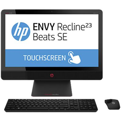 Моноблок HP ENVY Recline 23-m101er TouchSmart Beats SE D7E67EA