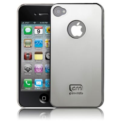 Чехол CaseMate Barely There для Iphone 4/4s Metallic (CM011726)