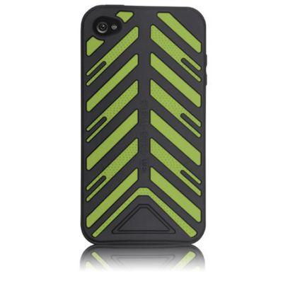Чехол CaseMate Torque для Iphone 4/4s Черно-зеленый (CM011808)