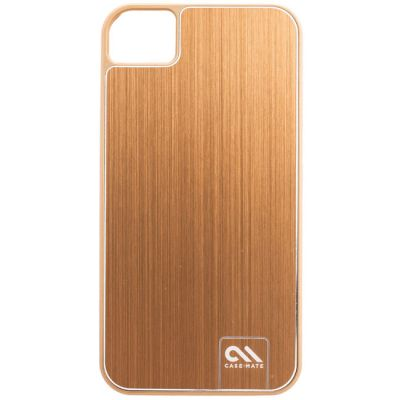 Чехол CaseMate BT Alumnum для Iphone 4/4s Gold (CM018401)