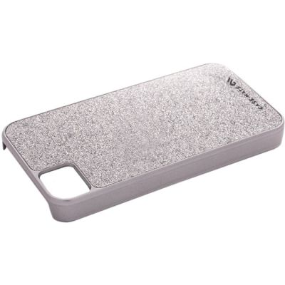 Чехол CaseMate Glam для Iphone 4/4s Silver (CM017733)