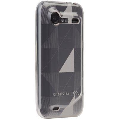 Чехол CaseMate Gelli для HTC Desire HD Прозрачный (CM012596)