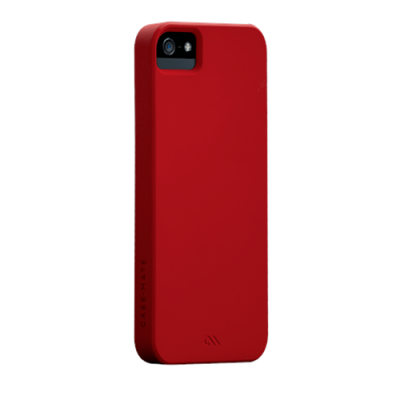 Чехол CaseMate BT для Iphone 5 Red (CM022404)