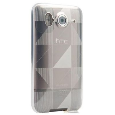 Чехол CaseMate Gelli для HTC Desire Прозрачный (CM014963)