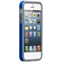 Чехол CaseMate Tough для Iphone 5 Blue/Gray (CM022472)