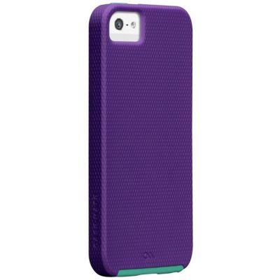 Чехол CaseMate Tough для Iphone 5 - Purple\Blue (CM022474)