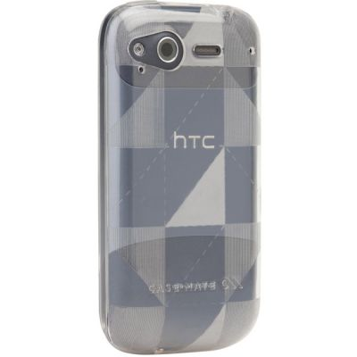 Чехол CaseMate Gelli для HTC Desire S прозрачный (CM014995)