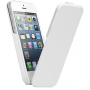 Чехол CaseMate Signatyre Flip для Iphone 5 White (CM022840)