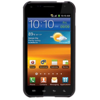 Чехол CaseMate Smooth для Samsung Galaxy S2 Black (CM018519)