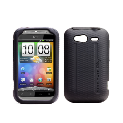 ����� CaseMate Tough ��� HTC Wildfire S Black (CM015069)