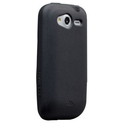 ����� CaseMate Smooth ��� HTC Wildfire S Black (CM018521)
