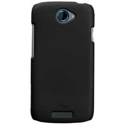 Чехол CaseMate Barely There для HTC One S Black (CM020368)