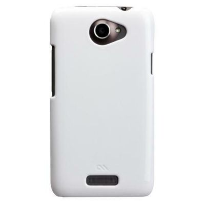 ����� CaseMate Barely There ��� HTC One X White (CM020441)