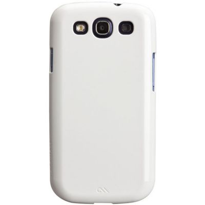 ����� CaseMate Barely There ��� Samsung Galaxy S3 White (CM021150)