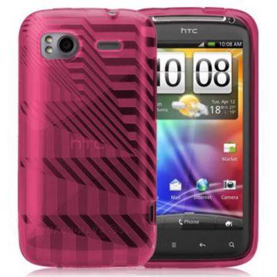 Чехол CaseMate Gelli для HTC Sensation Pink (CM015770)