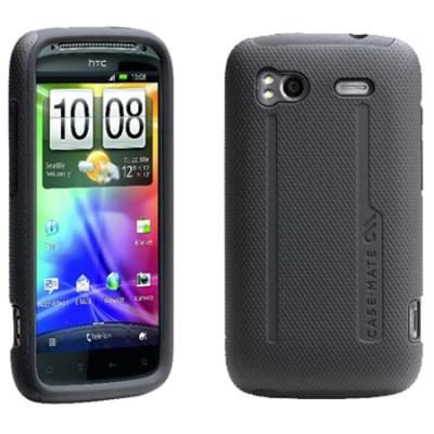 Чехол CaseMate Tough для HTC Sensation Black (CM014574)