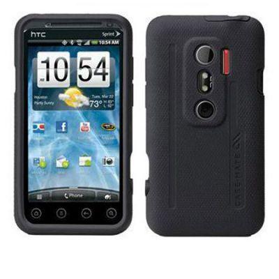 Чехол CaseMate Tough для HTC Evo3D/Shooter Black (CM015750)