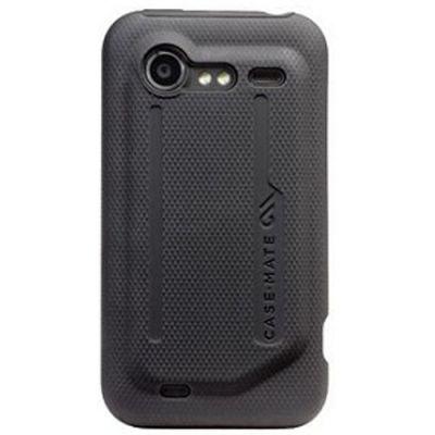 ����� CaseMate Tough ��� HTC Incredible S Black (CM013630)