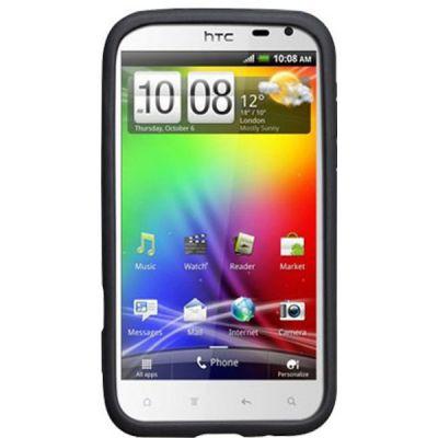 Чехол CaseMate Safe Skin для HTC Sensation XL Black (CM018073)