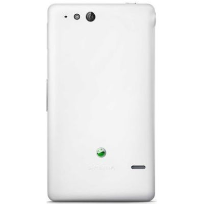 Смартфон Sony Xperia go White (ST27i)