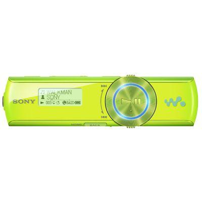 ���������� Sony NWZ-B172F Green