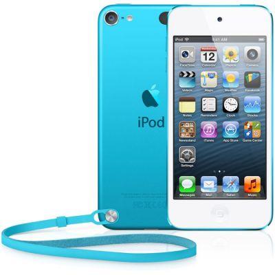 Аудиоплеер Apple iPod touch 5 64GB - Blue MD718RP/A