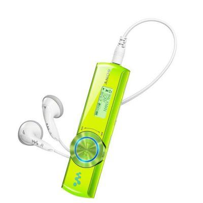 Аудиоплеер Sony NWZ-B173F Green