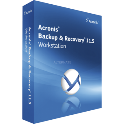 Программное обеспечение Acronis Backup & Recovery 11.5 Workstation (Electron)