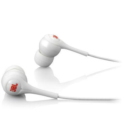 Наушники JBL Tempo In-Ear J01W White
