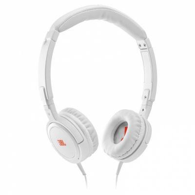 Наушники JBL Tempo On-Ear J03W White
