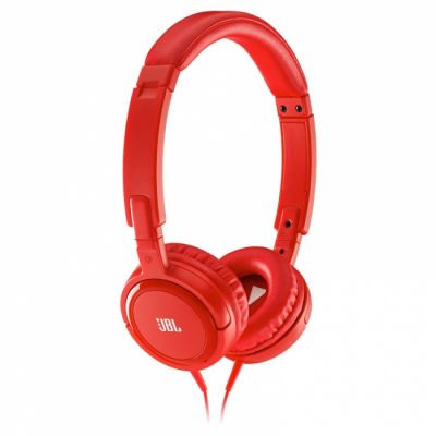 Наушники JBL Tempo On-Ear J03R Red
