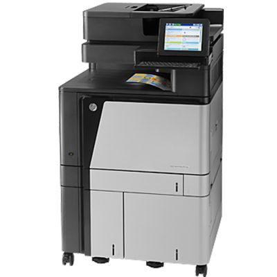 МФУ HP Color LaserJet Enterprise flow M880z+NFC D7P71A