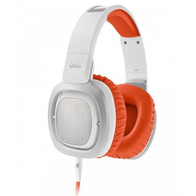 Наушники JBL J88 White - Orange