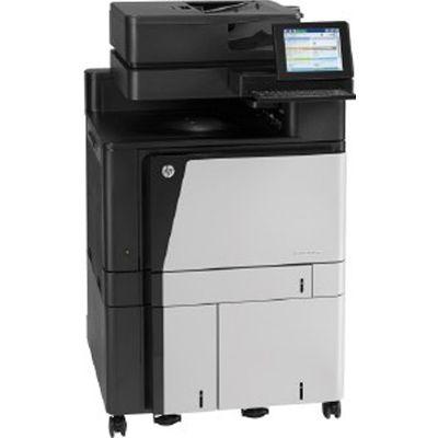 МФУ HP Color LaserJet Enterprise flow M880z+ A2W76A