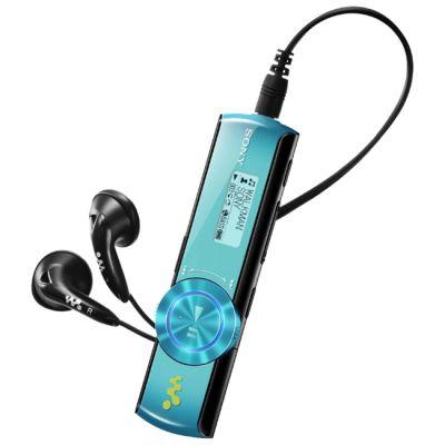 Аудиоплеер Sony NWZ-B172F Blue