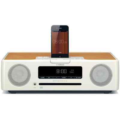 Док-станция Yamaha TSX-132 White for Apple, CD, USB ZD57530
