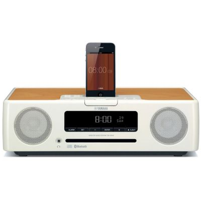 Док-станция Yamaha TSX-B232 White for Apple, CD, USB ZD58610