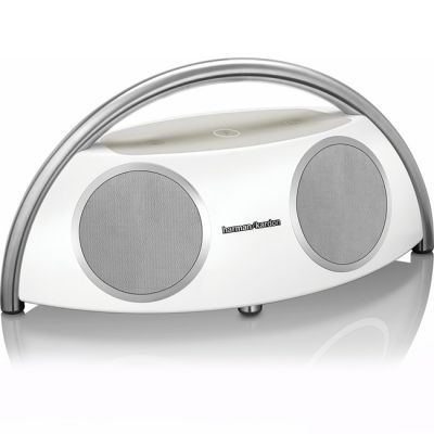 Акустическая система Harman Kardon Go + Play White HKGOPLAYWRLWHTEU