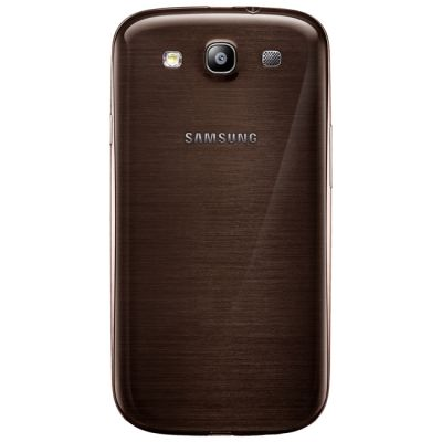Смартфон Samsung Galaxy S4 mini Duos GT-I9192 Brown GT-I9192ZNASER