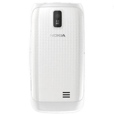 Смартфон Nokia Asha 310 (белый)