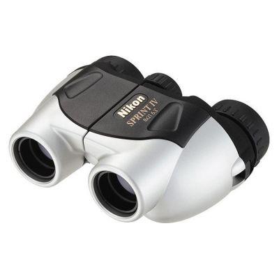 Бинокль Nikon Sprint IV 10x21 CF Silver [BAA631EA]