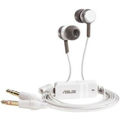 Наушники ASUS Mini Headset HS-101 White RET HS-101/WHT/ALW/AS