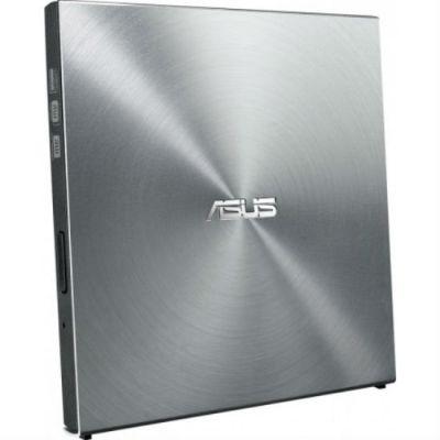 ASUS DVD-RW ext. Silver Slim Ret. USB2.0 SDRW-08U5S-U/SIL/G/AS