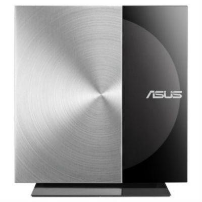 ASUS DVD-RW ext. Smoked Grey, Slim Ret. USB2.0 SDRW-08D3S-U/BLK/G/AS