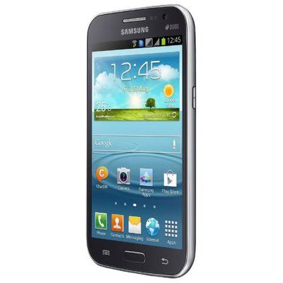 Смартфон Samsung Galaxy Win GT-I8552 Titan Gray GT-I8552TAASER